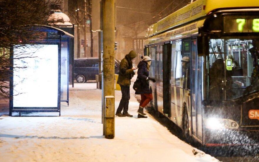 Vilniaus greitieji autobusai: patogumas ar blogybė?