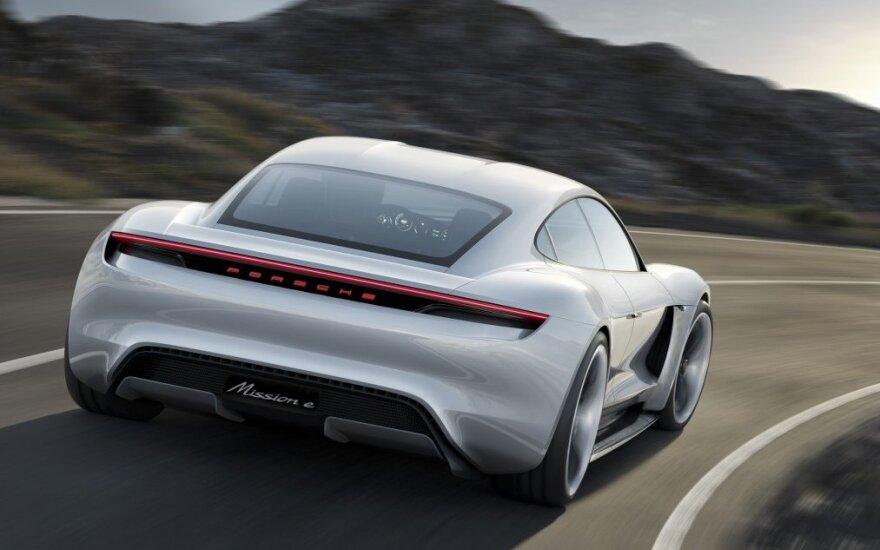 """""""Porsche Mission E"""""""
