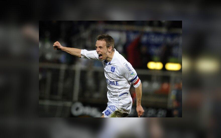 """Benoit Pedretti (""""Auxerre"""")"""