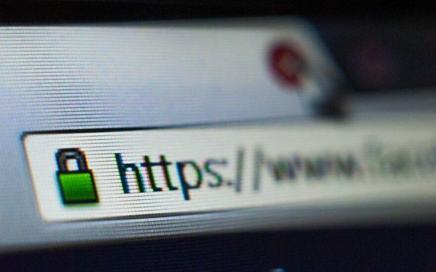 Lietuvoje įteisintas interneto atjungimas