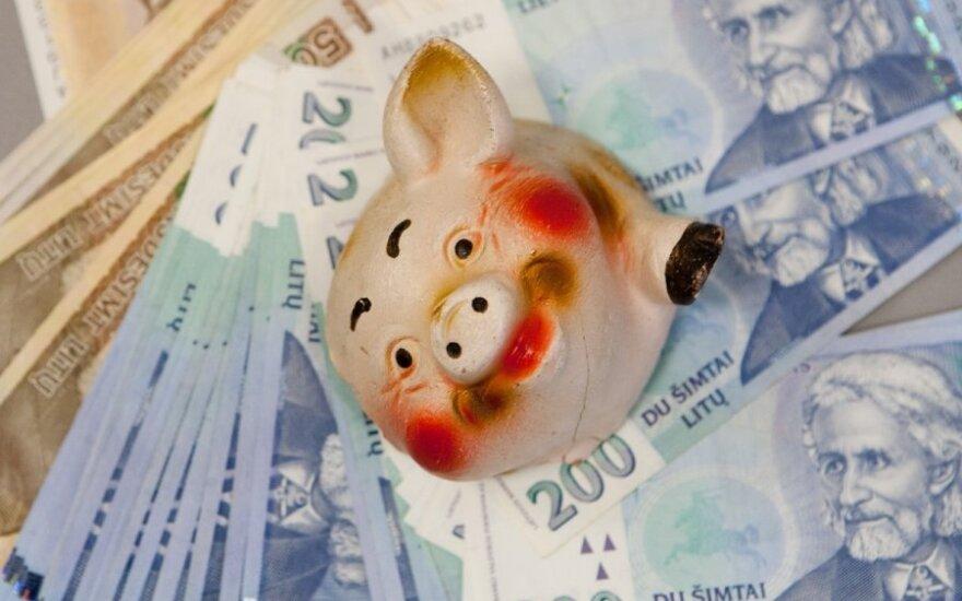 Suerzino banko darbuotojos elgesys