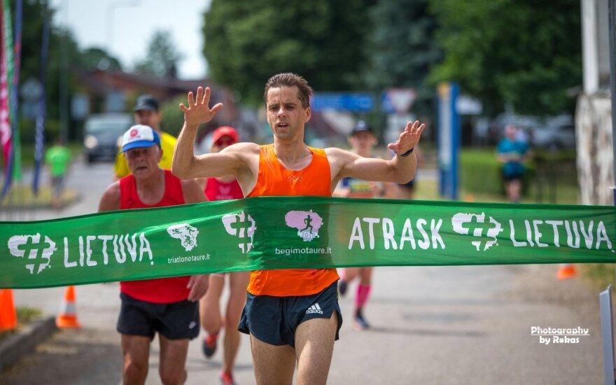Šėtos bėgimas / FOTO: Rokas Lukoševičius
