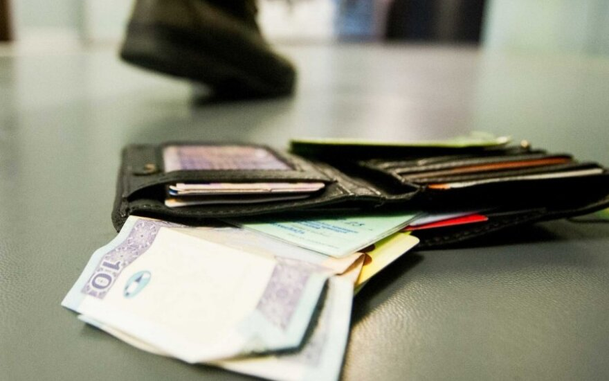 Pilnėjant piniginėms – naujas iššūkis