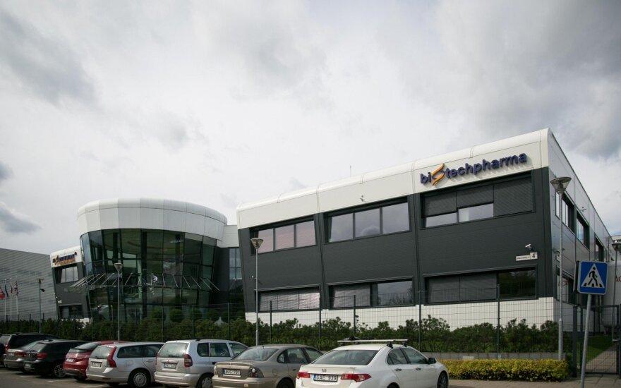 """""""Biotechpharma"""" naujuoju generaliniu direktoriumi tapo Giedrius Žunda"""