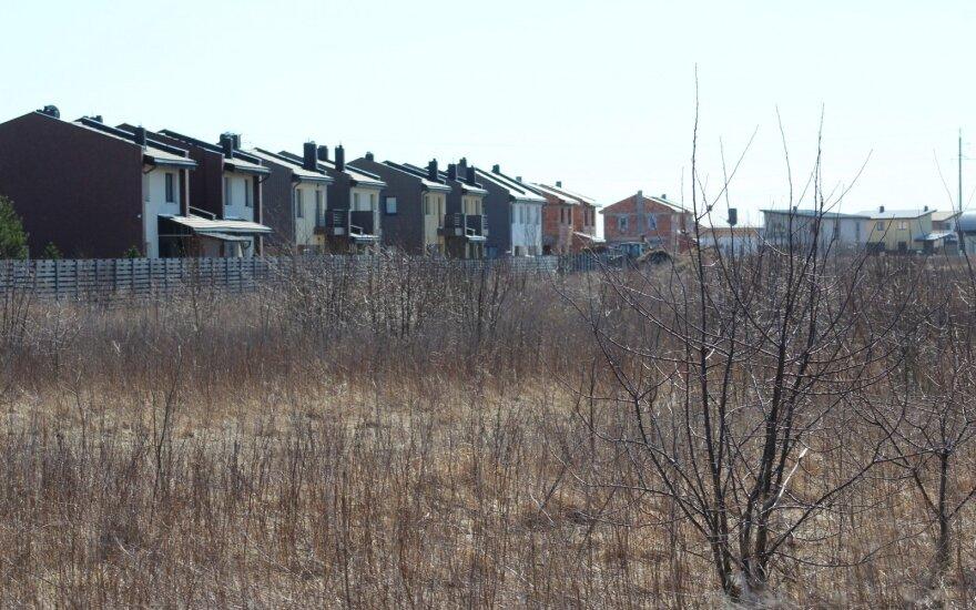 Nustatė, kurioje savivaldybėje apleistų žemės sklypų daugiausia, kurioje mažiausia
