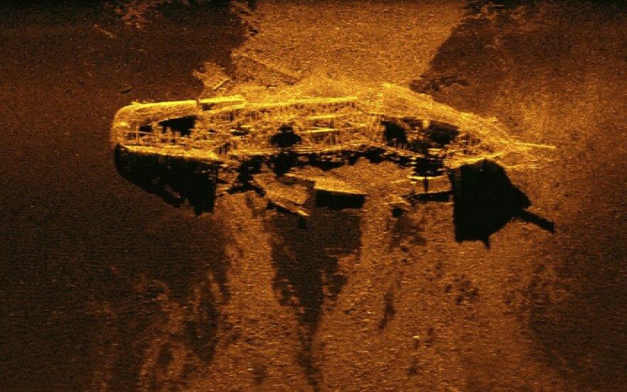 Mįslingai dingusio lėktuvo paieškos atskleidė 140 metų senumo paslaptis