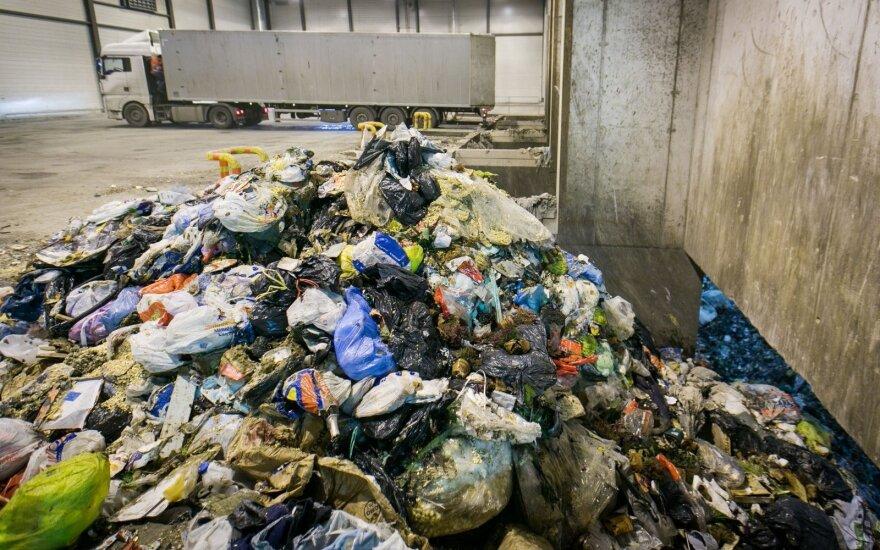 Atliekos deginimui