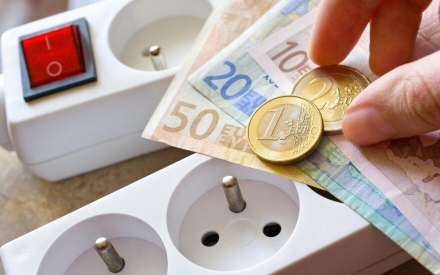 Elektros kaina Lietuvoje sumažėjo 12 proc., eksportas į Baltijos šalis išaugo beveik 4 kartus