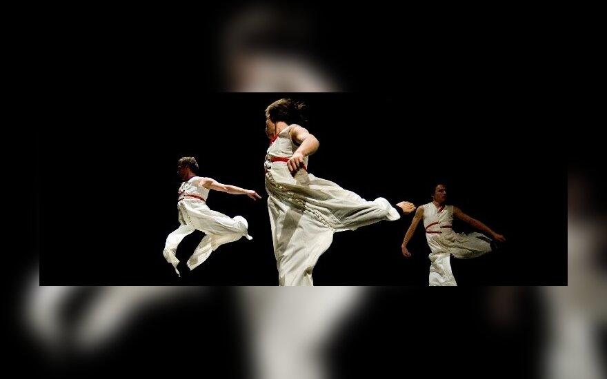 L.Juodkaitė – šokių festivalyje Londone