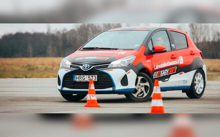 """Baltic Driving Academy"" mokymai"