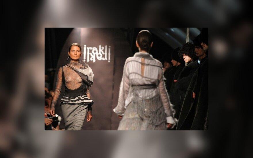 Dizainerio I.Nasidzės modeliai