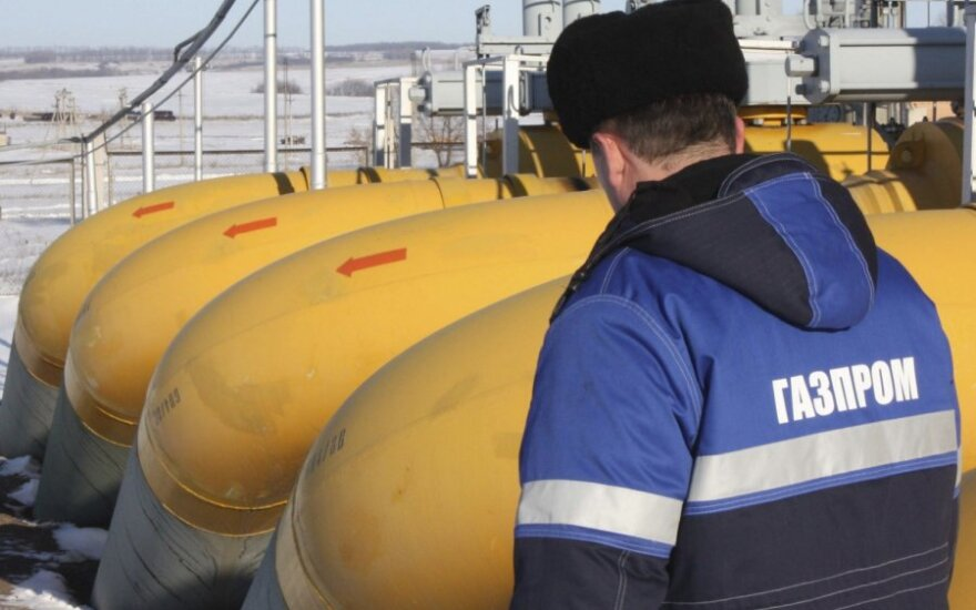 Gazprom, dujos, dujotiekis