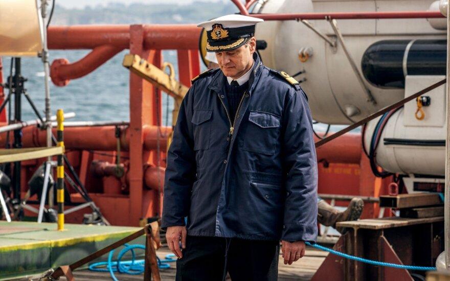 """Colinas Firthas, kadras iš filmo """"Kurskas"""""""