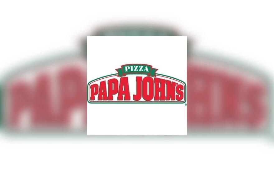 """Nuoširdžiausi picos gamintojai """"Papa John's Pizza"""""""