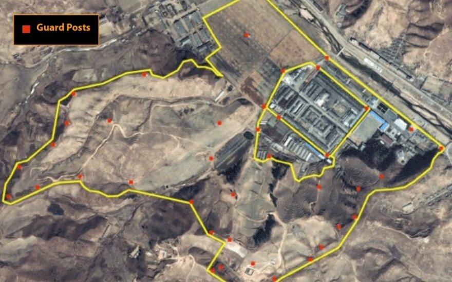 Šiaurės Koreja, konc.stovykla