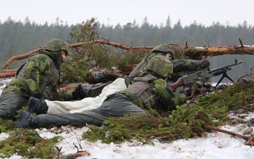 Švedijos kariuomenė