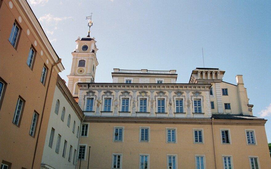 Vilniaus universiteto centriniai rūmai