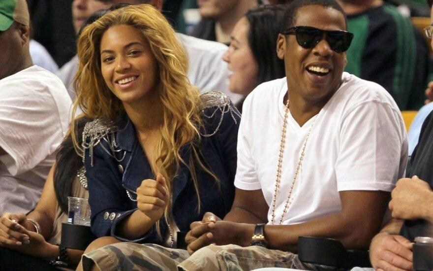 Beyonce ir Jay Z sekso prekėms nepagailėjo apvalios sumos