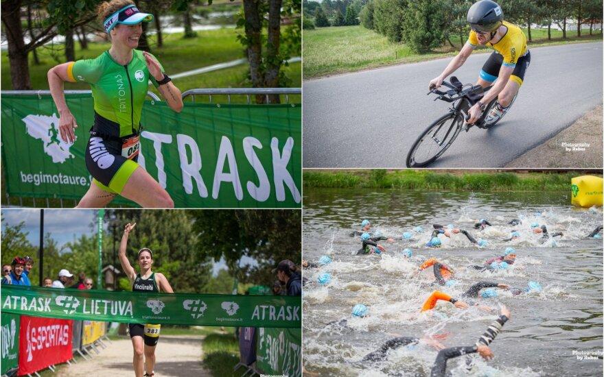 Lietuvos triatlono taurė, II etapas Šilalėje