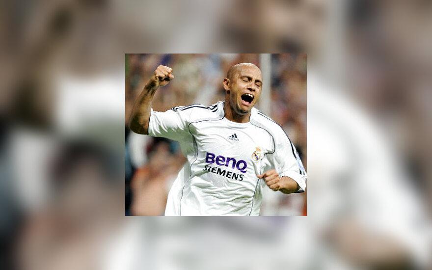 """Roberto Carlos (""""Real"""")"""