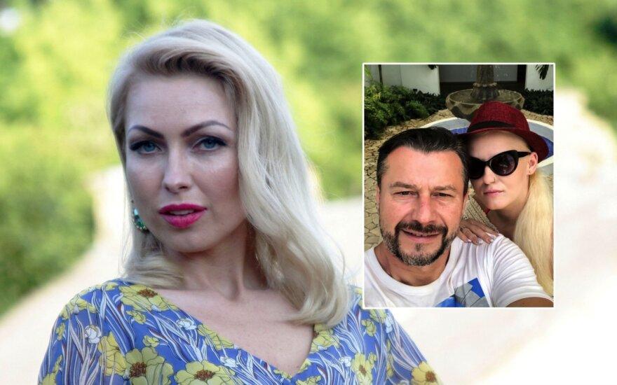 Natalija Martinavičienė ir Sigitas Martinavičius su žmona Edita