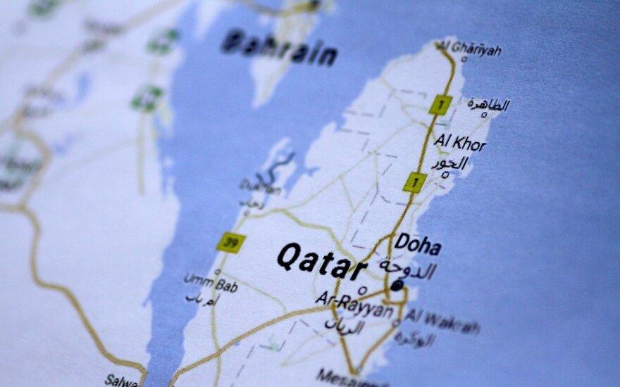 Rijadas: Arabų Lygos viršūnių susitikime nebus ieškoma Kataro krizės sprendinio