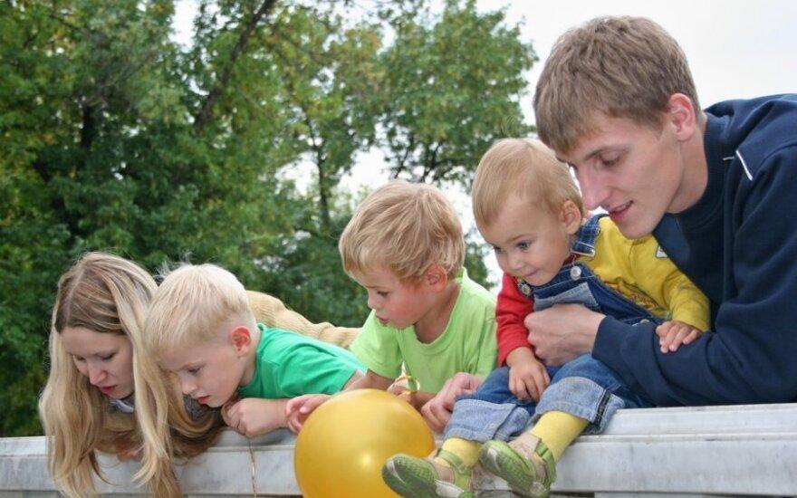 Meilės dalybos: kodėl nereikia vaikų lyginti tarpusavyje