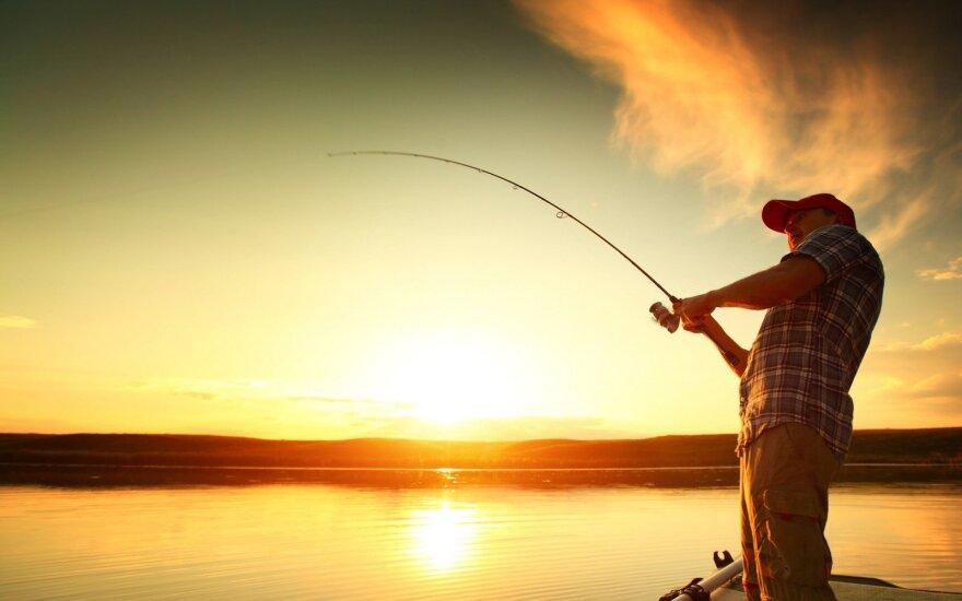 Žūklė faktais ir skaičiais. Kiek lietuvių žvejoja ir kiek pinigų tam išleidžia?