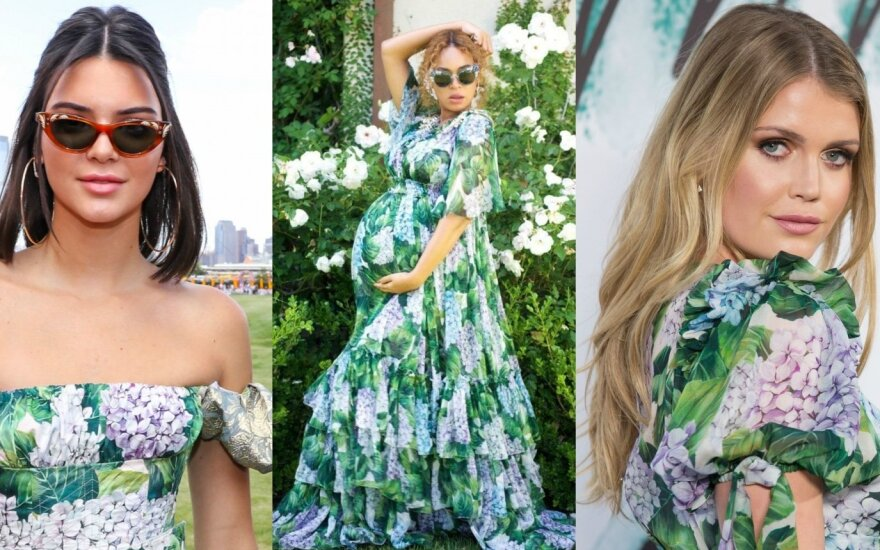 Kendall Jenner, Beyonce, Kitty Spencer
