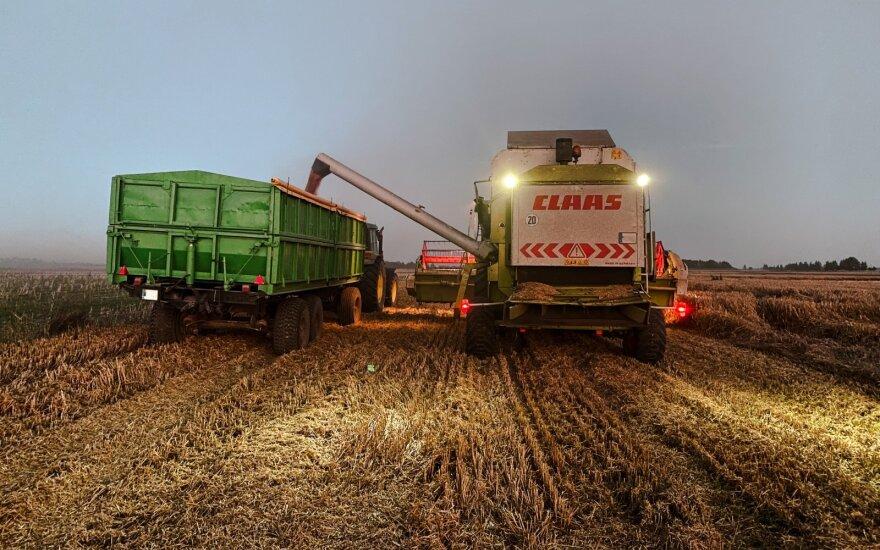 Vyriausybė spręs dėl dyzelino lengvatos žemdirbiams