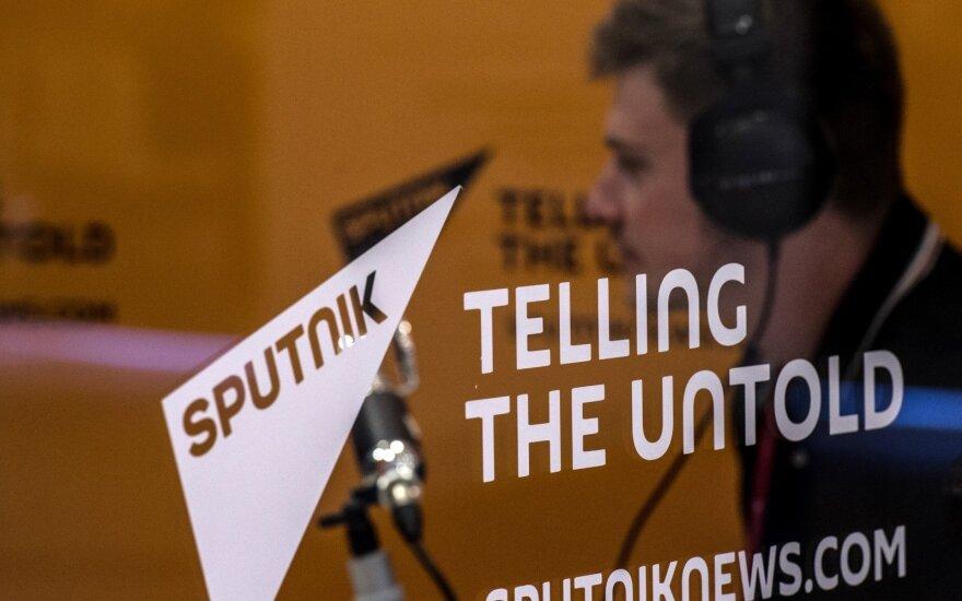 """Шеф-редактора """"Sputnik Литва"""" выпроводили из Вильнюса"""