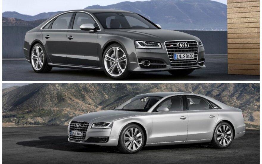 Audi A8 ir S8