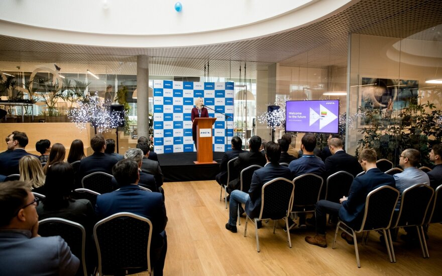 """""""HCL Technologies"""" Vilniuje atidaro du paslaugų centrus"""