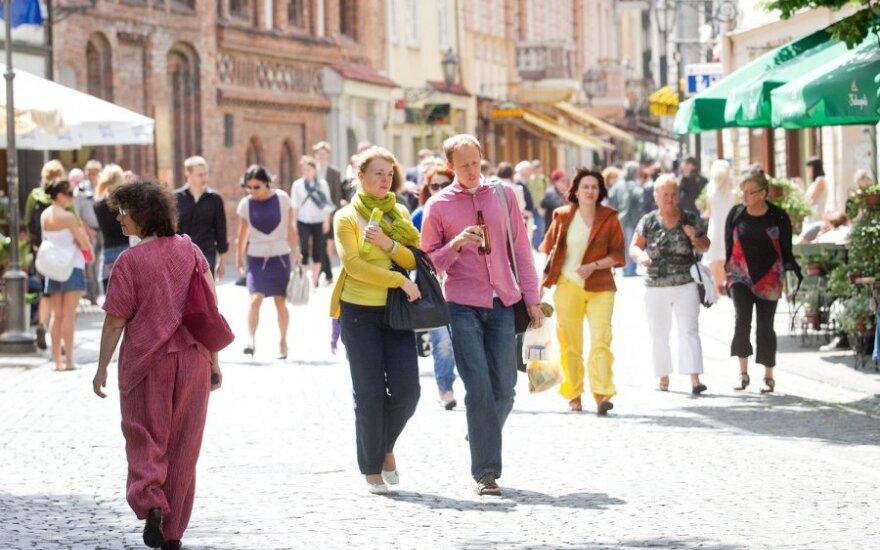 Pasaulyje 2012 metais turistų skaičius viršijo 1 mlrd. žmonių