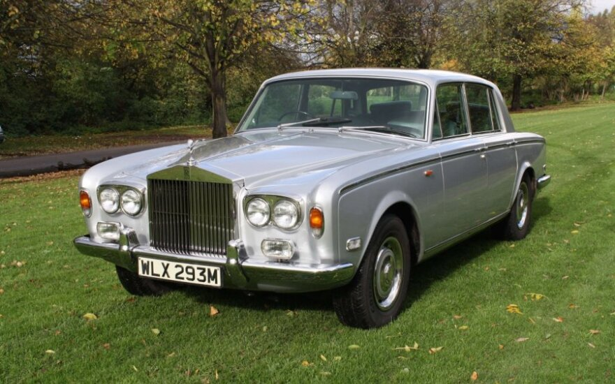 Rolls Royce Silver Shadow (1974 m.)