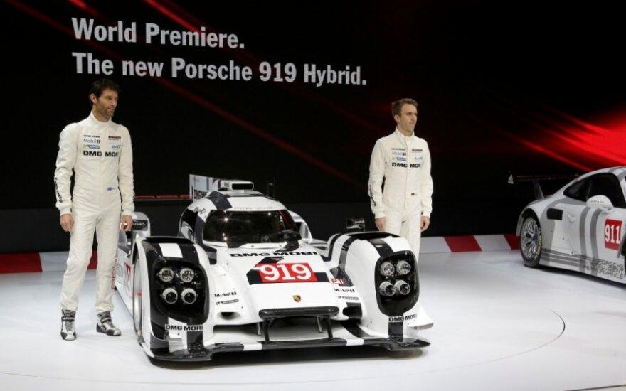 """""""Porsche DMG MORI"""""""