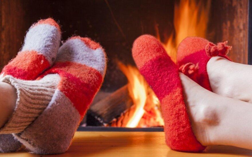 Megzta kojinių istorija
