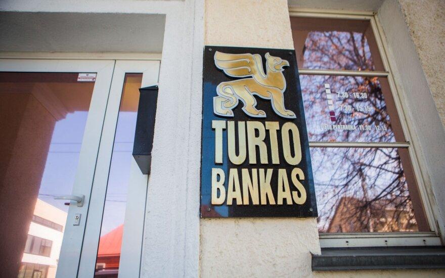 Finansų ministerija skelbs naują Turto banko vadovo konkursą