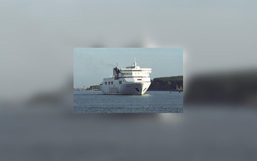 Uostas, laivas