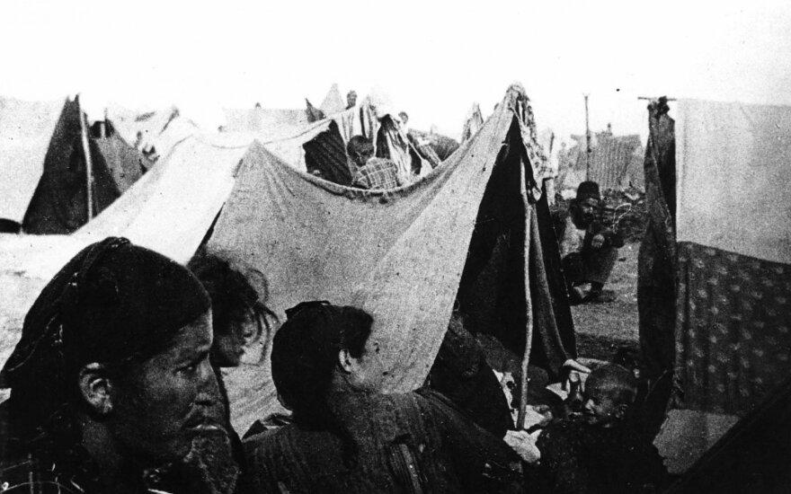Prancūzija balandžio 24-ąją skelbia armėnų genocido atminimo diena
