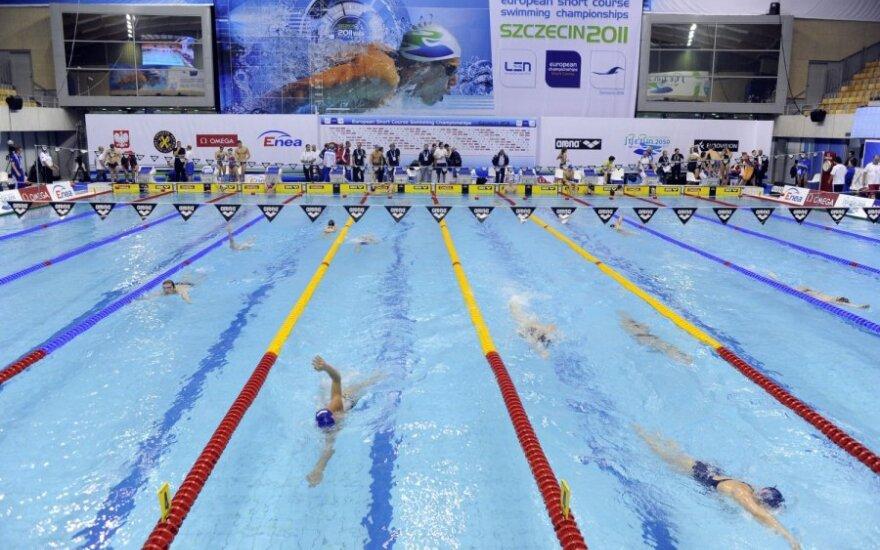 Europos plaukimo trumpame (25 m ilgio) baseine čempionatas