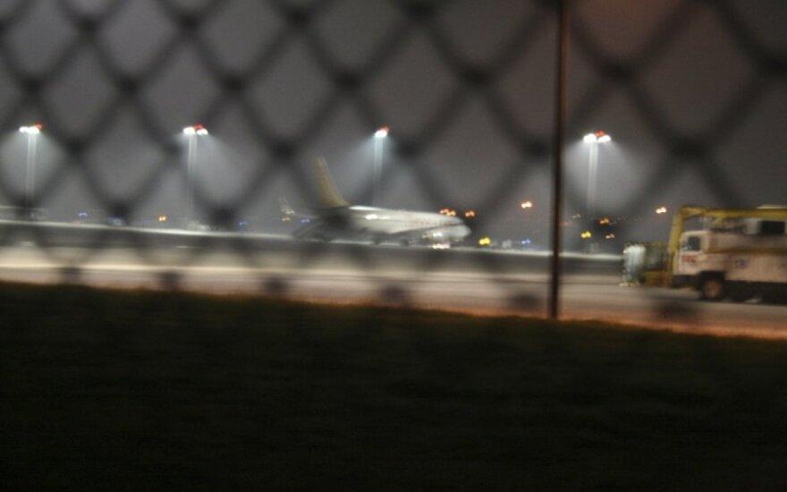 Alžyre sudužo lėktuvas: gyvų neliko nė vieno