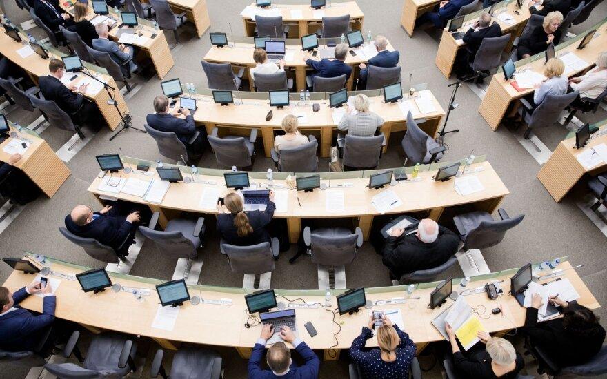 Seimas iš naujo svarstys 2018 m. valstybės biudžeto pakeitimus dėl nenumatytų išlaidų