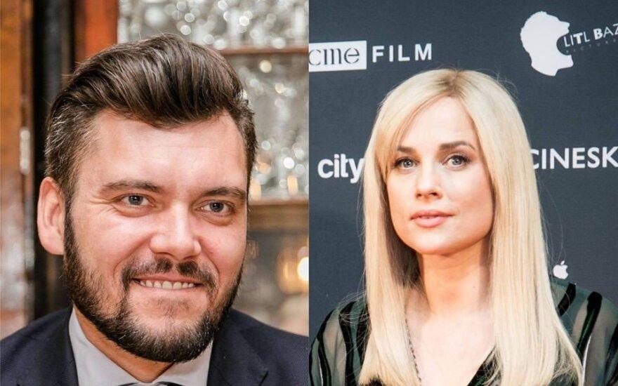 Tadas Rimgaila ir Inga Jankauskaitė