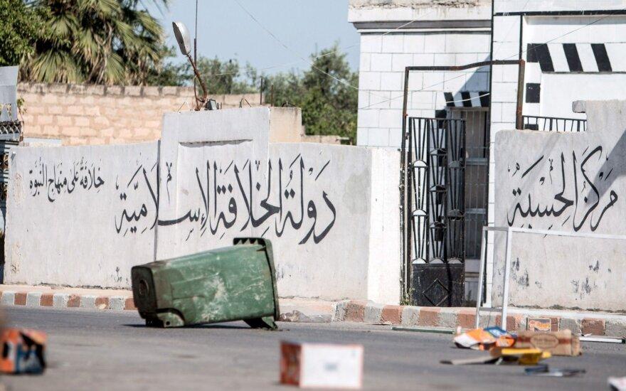 Sirijos vyriausybės pajėgos atrėmė netikėtą sukilėlių puolimą Damaske