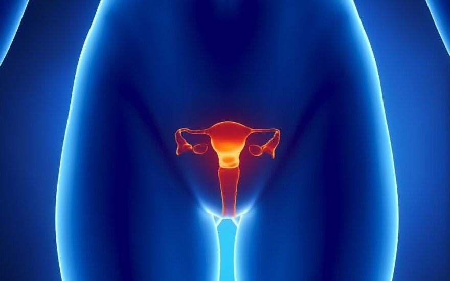 Kiaušidžių vėžys: kaip jį atpažinti?
