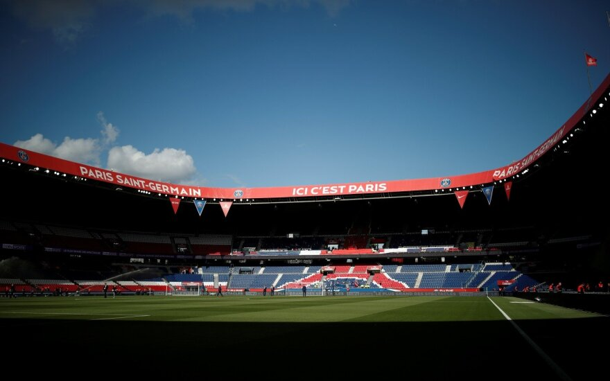 """Parc des Princes"" stadionas"