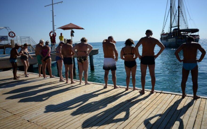 Lietuviai rado, kuo pakeisti rusų turistus