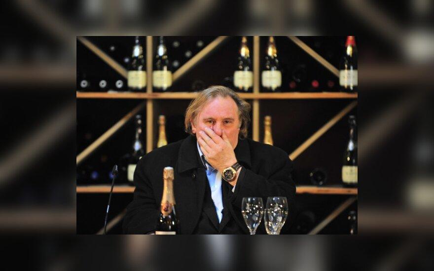 Gerardas Depardieu