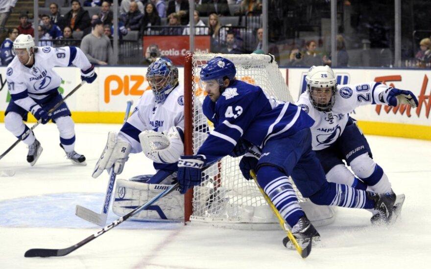 """Toronto """"Maple Leafs"""" žaidėjai"""